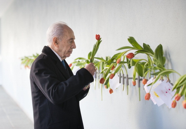 North Holland「Shimon Peres Visits The Netherlands」:写真・画像(16)[壁紙.com]