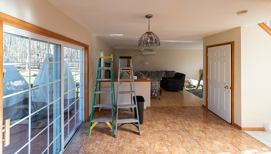 Real Life「Renovation in a residential house.」:スマホ壁紙(15)