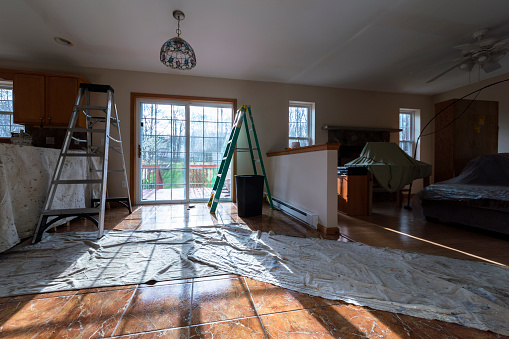 Real Life「Renovation in a residential house.」:スマホ壁紙(17)
