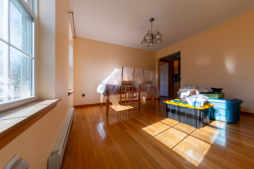 Real Life「Renovation in a residential house.」:スマホ壁紙(14)