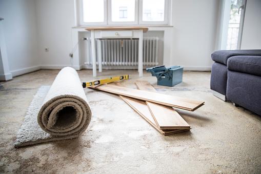 Rolled Up「Renovation of a living room」:スマホ壁紙(10)