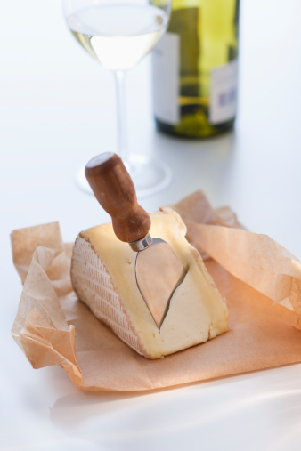 Cheese Knife「Slice of brie with cheese knife」:スマホ壁紙(17)