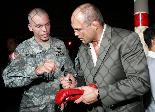 Daniel Gi「UFC Legend Randy Couture Brings Operation Xtreme Sacrifice To Las Vegas」:写真・画像(14)[壁紙.com]