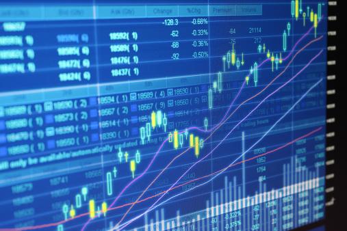 Stock Market Data「Digital Stock Market」:スマホ壁紙(15)