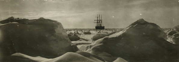Ship「Endurance From Across The Ice Fields」:写真・画像(16)[壁紙.com]