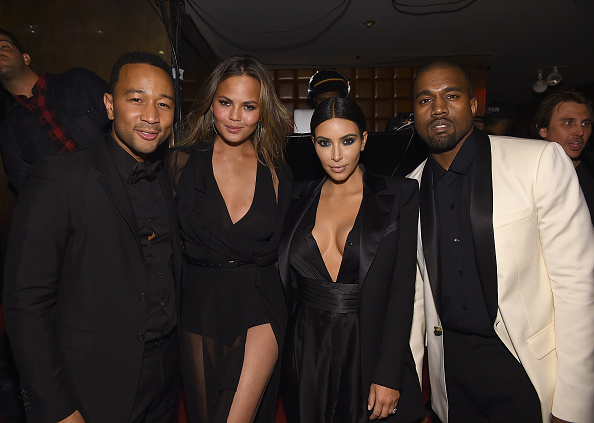 "Kim Kardashian「John Legend Celebrates His Birthday And The 10th Anniversary Of His Debut Album ""Get Lifted"" At CATCH NYC」:写真・画像(1)[壁紙.com]"