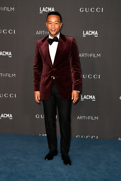 Maroon「2019 LACMA Art + Film Gala Presented By Gucci - Arrivals」:写真・画像(5)[壁紙.com]