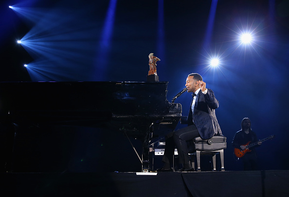 Phillip Faraone「The Art of Elysium presents John Legend's HEAVEN - Celebrating the 11th Anniversary - Red Carpet」:写真・画像(11)[壁紙.com]