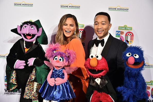 Sesame「Sesame Workshop's 50th Anniversary Benefit Gala」:写真・画像(15)[壁紙.com]