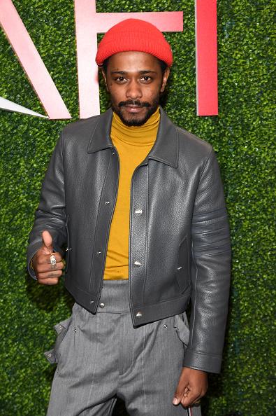 Knit Hat「19th Annual AFI Awards - Red Carpet」:写真・画像(2)[壁紙.com]