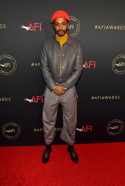 Biker Jacket「19th Annual AFI Awards - Arrivals」:写真・画像(12)[壁紙.com]