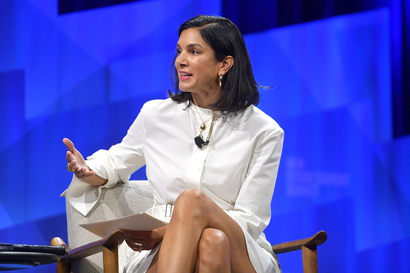 Radhika Jones「Vanity Fair's 6th Annual New Establishment Summit - Day 1」:写真・画像(1)[壁紙.com]
