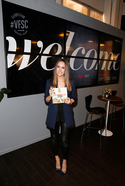 Joe Scarnici「Vanity Fair Campaign Hollywood Social Club - Preview Of Louise Roe's New Book, Front Roe, Moderated By Brad Goreski Panel Discussion」:写真・画像(14)[壁紙.com]