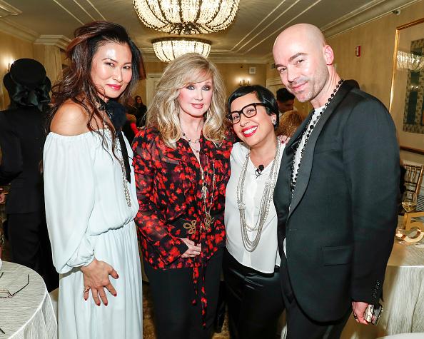 モーガン フェアチャイルド「Vanity Fair - Chanel Beauty Cocktail Event」:写真・画像(15)[壁紙.com]