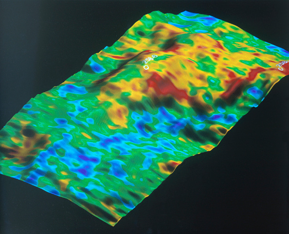 Geology「electroninc mapping research for Oil exploration, North Sea」:写真・画像(2)[壁紙.com]