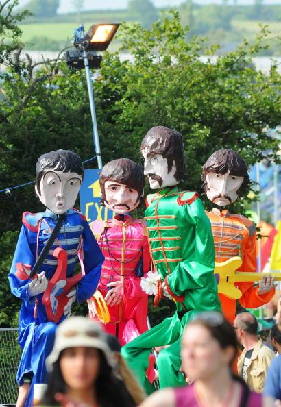 Puppet「Glastonbury Festival 2008 Day 2」:写真・画像(18)[壁紙.com]