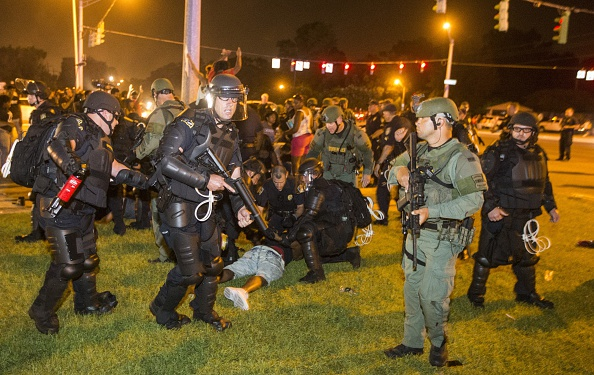 Mark Wallheiser「Protests Continue In Baton Rouge After Police Shooting Death Of Alton Sterling」:写真・画像(9)[壁紙.com]