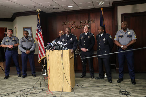 Baton Rouge Police Chief Announces Disciplinary Decision On Officers Who Shot Alton Sterling:ニュース(壁紙.com)