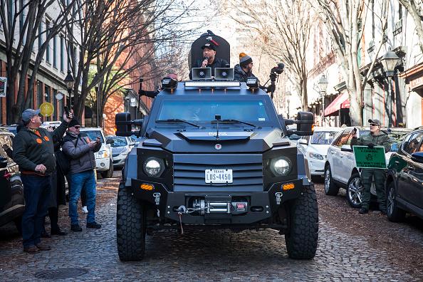 Virginia - US State「Gun Rights Advocates From Across U.S. Rally In Virginia's Capital Against Gun Control Legislation」:写真・画像(4)[壁紙.com]