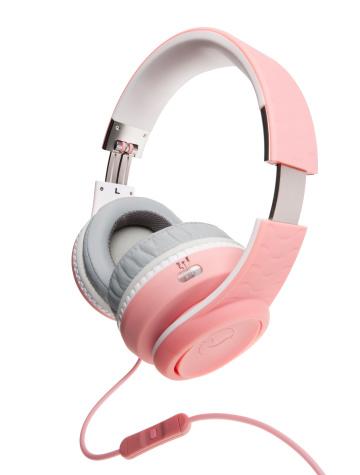 Headphone「Pink Headphones」:スマホ壁紙(10)
