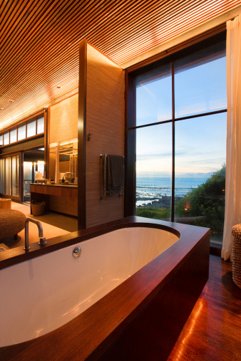 Chalet「Bath with a view」:スマホ壁紙(6)