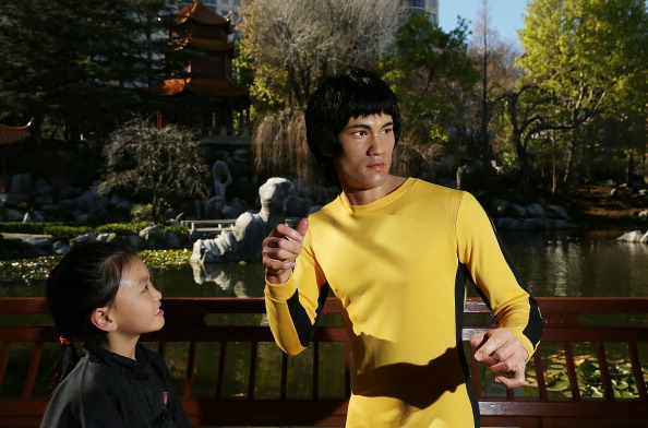 Chinese Garden of Friendship「Bruce Lee Wax Figure Arrives In Sydney To Mark 40th Anniversary Of Actor's Death」:写真・画像(9)[壁紙.com]