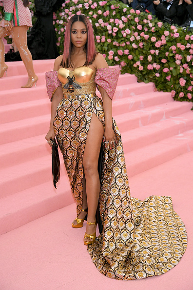 Black Purse「The 2019 Met Gala Celebrating Camp: Notes on Fashion - Arrivals」:写真・画像(19)[壁紙.com]