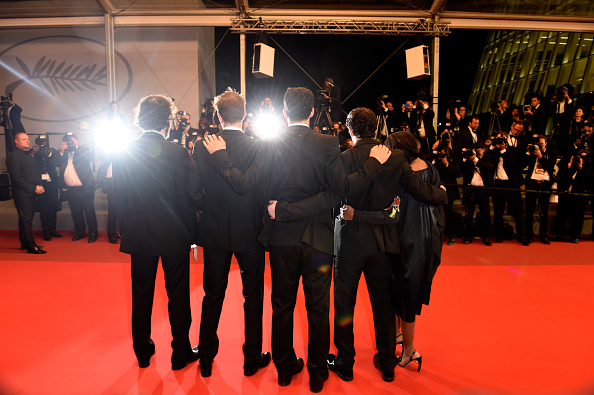 ベン・サフディー「'Good Time' Red Carpet Arrivals - The 70th Annual Cannes Film Festival」:写真・画像(10)[壁紙.com]