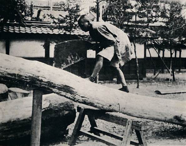 Cutting「'Sawing and planing are made with a pulling instead of a driving motion', c1900, (1921)」:写真・画像(1)[壁紙.com]