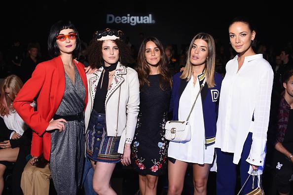 ニューヨークファッションウィーク「Desigual - Front Row - September 2017 - New York Fashion Week: The Shows」:写真・画像(18)[壁紙.com]