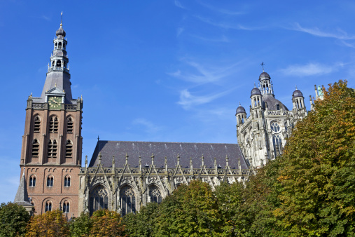 North Brabant「St. Jan's Cathedral in 's Hertogenbosch # 7 XXL」:スマホ壁紙(11)