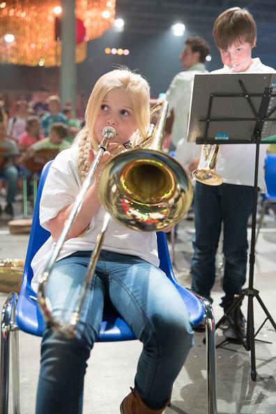 Utrecht「Queen Maxima Of The Netherlands Attends Children's Concert」:写真・画像(16)[壁紙.com]