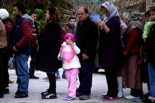 Arrival「Thousands Of Migrants Stuck In Greek Bottleneck As Borders Are Closed」:写真・画像(13)[壁紙.com]