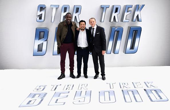 "Ian Gavan「""Star Trek Beyond"" - UK Premiere - Red Carpet」:写真・画像(16)[壁紙.com]"