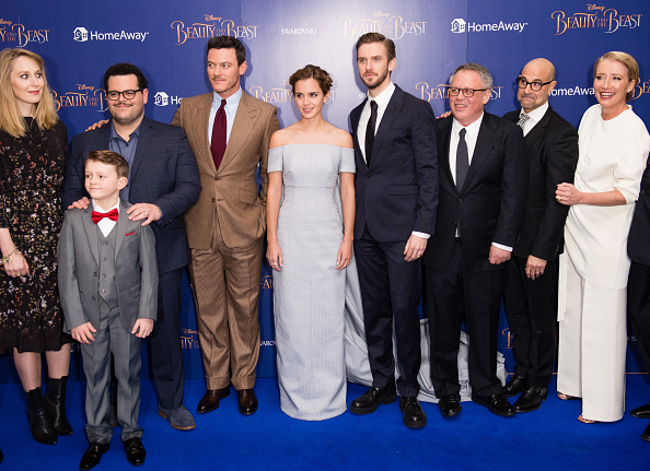 エマ・ワトソン「'Beauty And The Beast' - UK Launch Event At Odeon Leicester Square - Red Carpet Arrivals」:写真・画像(14)[壁紙.com]