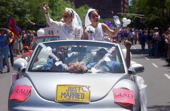 Massachusetts「Boston Hosts Gay Pride Parade」:写真・画像(18)[壁紙.com]