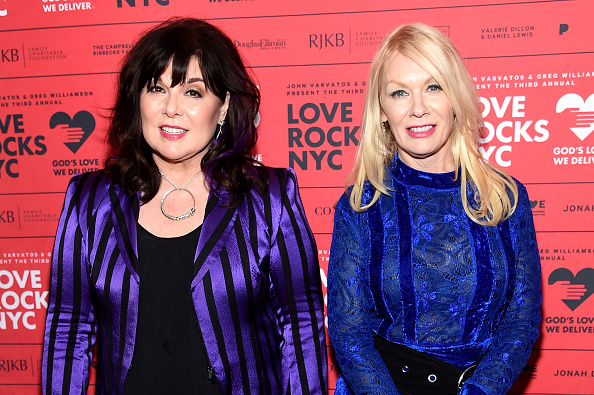 Heart「Third Annual Love Rocks NYC Benefit Concert For God's Love We Deliver」:写真・画像(4)[壁紙.com]