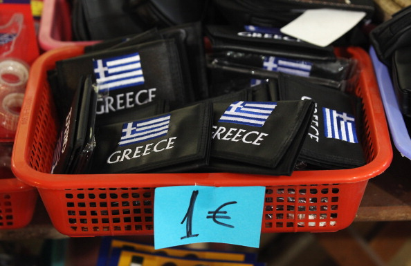 Wallet「Daily Life In Athens As Greece Prepares To Go To The Polls」:写真・画像(11)[壁紙.com]