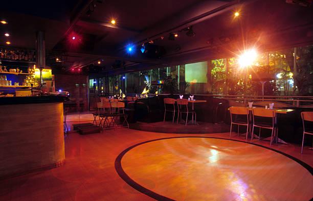Bar, restaurant and disco:スマホ壁紙(壁紙.com)