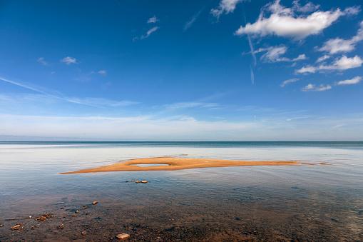 Shallow「Estonia, Lake Peipsi at Kallaste」:スマホ壁紙(7)