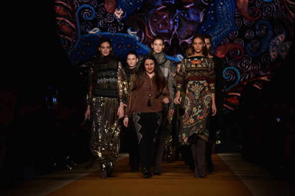 Gratitude「Etro - Runway - Milan Fashion Week Womenswear Autumn/Winter 2014」:写真・画像(8)[壁紙.com]