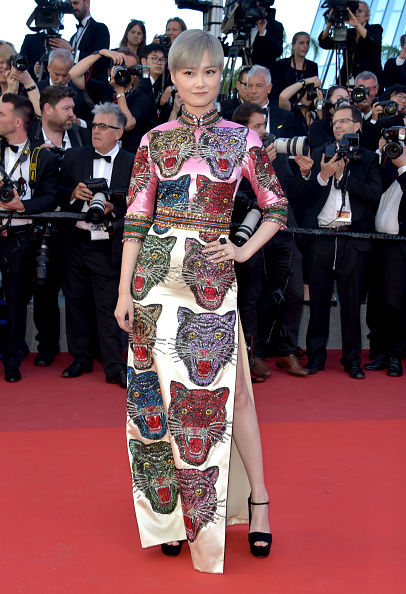 カンヌ国際映画祭「'Okja' Red Carpet Arrivals - The 70th Annual Cannes Film Festival」:写真・画像(18)[壁紙.com]