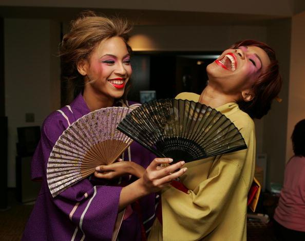 "Kimono「Destiny's Child On Tour ""Destiny Fulfilled..And Lovin It"" - Backstage」:写真・画像(10)[壁紙.com]"