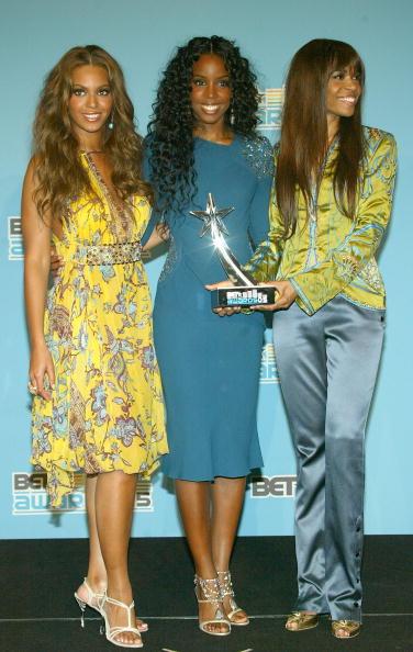 Kelly public「BET Awards 05 - Press Room」:写真・画像(12)[壁紙.com]