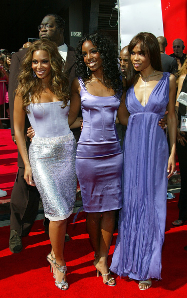 Michelle - Singer「BET Awards 05 - Arrivals」:写真・画像(11)[壁紙.com]
