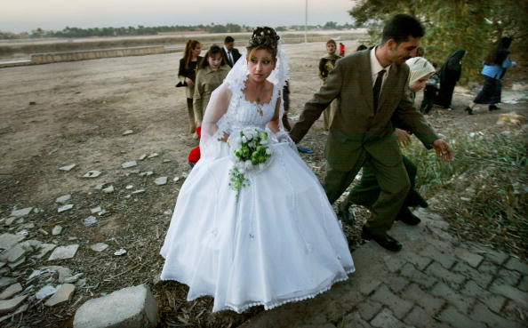 New「Iraqis Wed in Baghdad」:写真・画像(1)[壁紙.com]