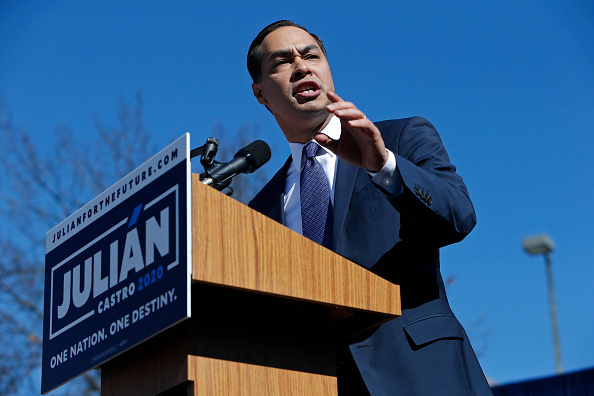 Candidate「Julian Castro Announces Run For The Presidency」:写真・画像(6)[壁紙.com]