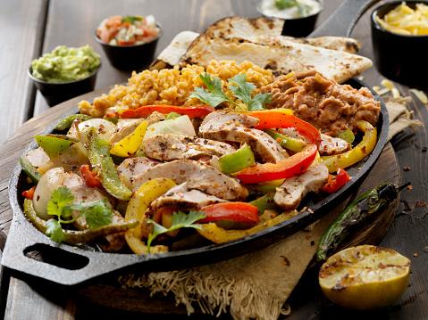 Taco「Grilled Chicken Fajita Platter」:スマホ壁紙(4)