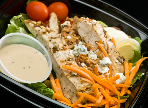 Vinaigrette Dressing「Grilled Chicken Salad」:スマホ壁紙(13)