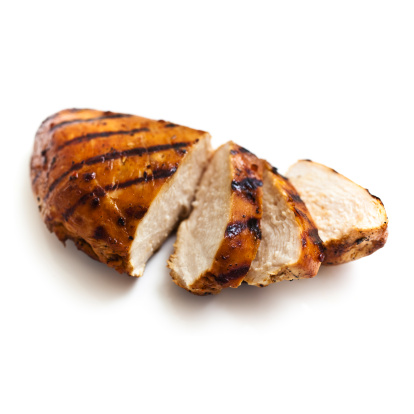 Grilled Chicken Breast「Grilled Chicken」:スマホ壁紙(2)